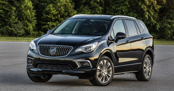 Buick Envision 2018 Suv Buick Envision Buick Car Buying