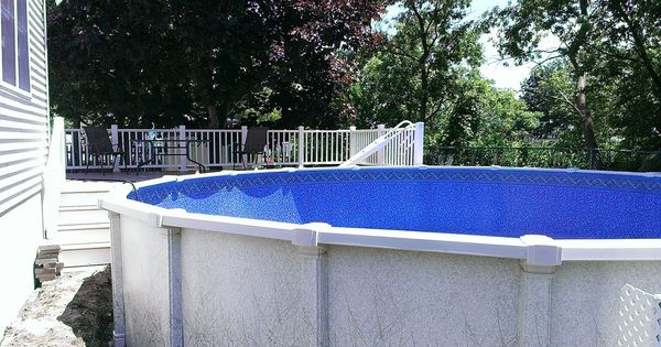 sharkline escalade 24ft round pool replacement in quincy