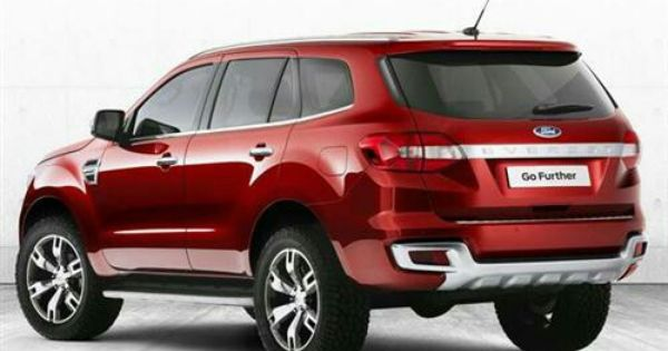 Ford Suv Ford Suv Best New Cars Ford Endeavour