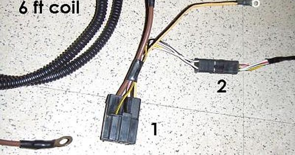 Click Image For Larger Version Name Glow Plug Harness A Jpg Views 320 Size 131 5 Kb Id 17832 Plugs Harness Glow