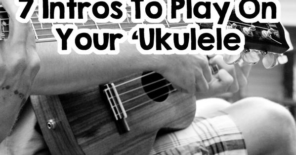 how to play we are number one on ukulele