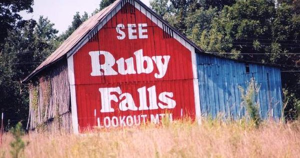 Ruby Falls Can T Travel South Without Seeing These