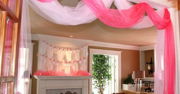 10 Baby Shower Decoration For Girls decoration crafts crafty baby shower baby