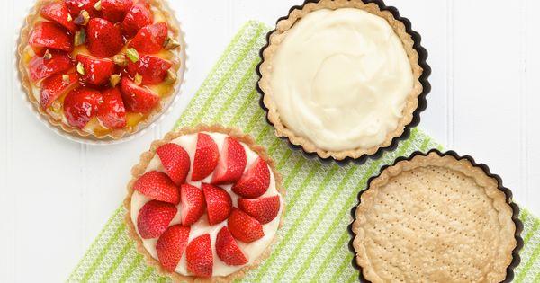 Strawberry Tarts Recipe Strawberry Tarts Ina Garten