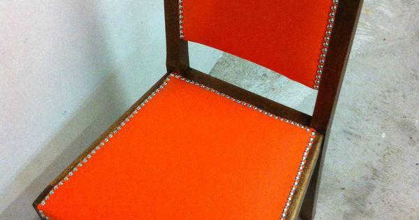 tuto complet r novation chaise technique mousse de chaises en fauteuils pinterest. Black Bedroom Furniture Sets. Home Design Ideas