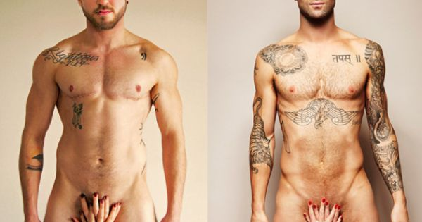 """Transgender Model Has A Powerful Reason For Recreating Racy Adam Levine Nude"