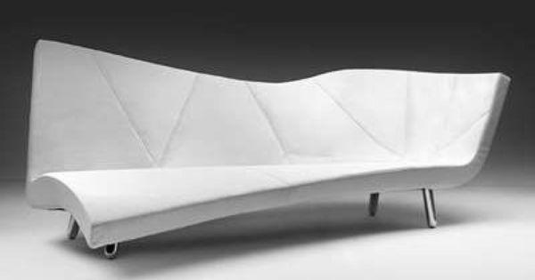 sofa/bench by karim rashid for label [breda, the netherlands, Mobel ideea