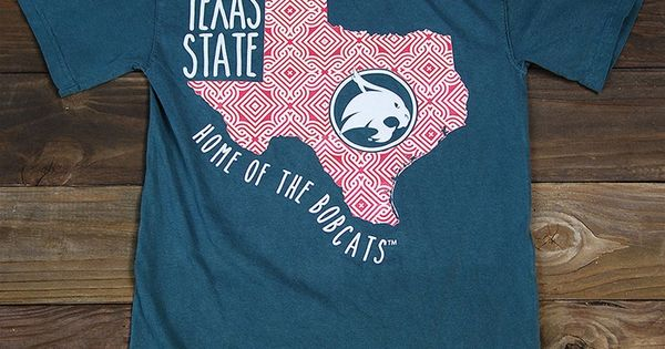Don 39 t you just love texas state it 39 s home of the amazing for Custom t shirts san marcos tx