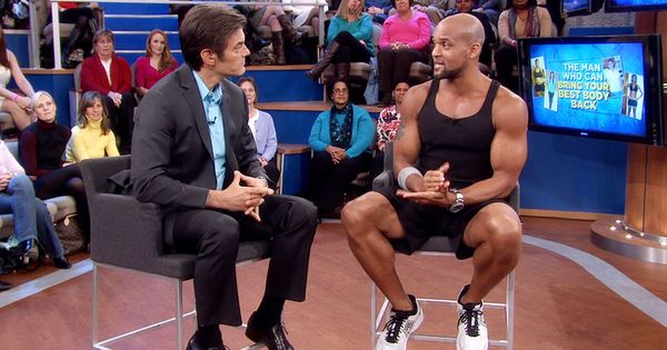 Miracle Plan for Your Best Body with fitness guru Shaun T. {Includes