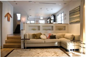 Living Photos Split Level Design Ideas Pictures Remodel And