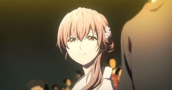 A Silent Voice Anime Film About Bullied Deaf Girl Has An Emotional New Anime Films Anime The Voice