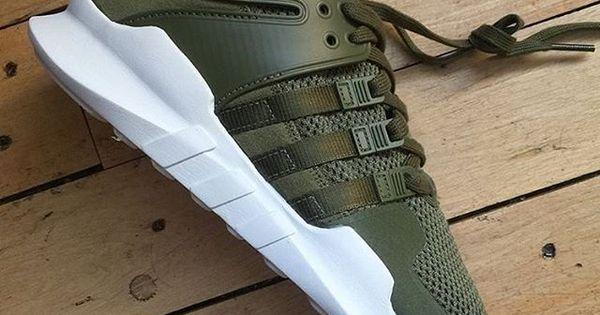Adidas Eqt Vert Militaire