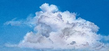 James Toogood How To Paint Clouds In Watercolor Watercolor
