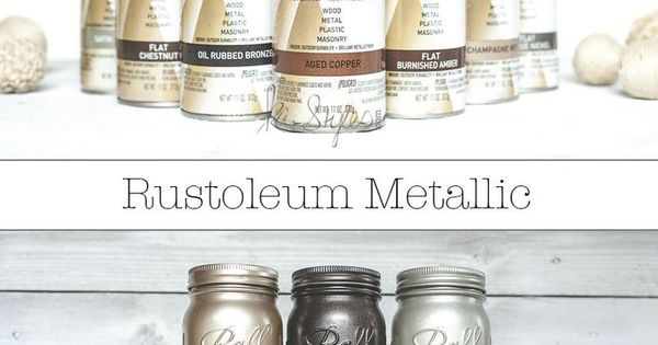 Rust oleum metallic spray paints rustoleum metallic spray paint colors and metallic spray paint Metallic spray paint colors