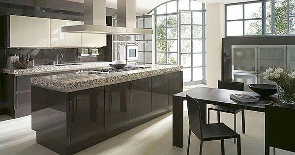 Cocinas minimalistas con granito inspiraci n de dise o for Zapateros de diseno minimalista