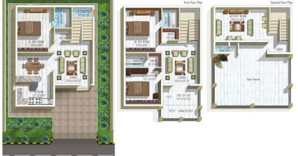Free duplex house plans indian style home plan for Free duplex house plans