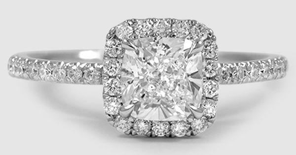 18k White Gold Waverly Diamond Ring 1 2 Ct Tw Diamond Engagement Rings Diamond Solitaire Engagement Ring Stunning Engagement Ring