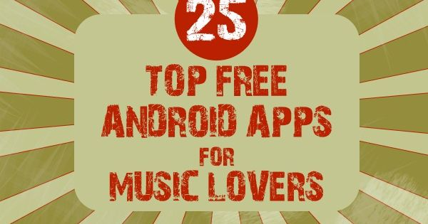 top cool free android apps