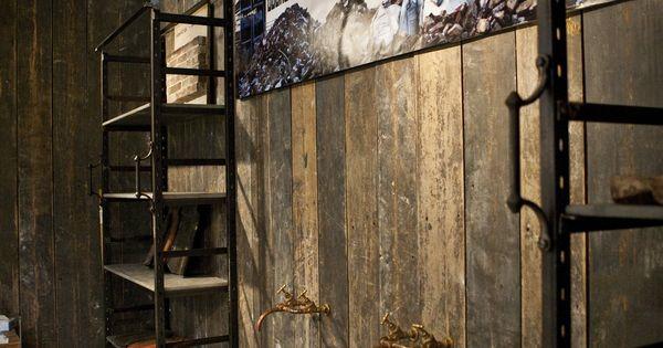 Badkamermeubels op maat gemaakt bij jan van ijken oude bouwmaterialen eemnes www - Badkamermeubels vintage ...