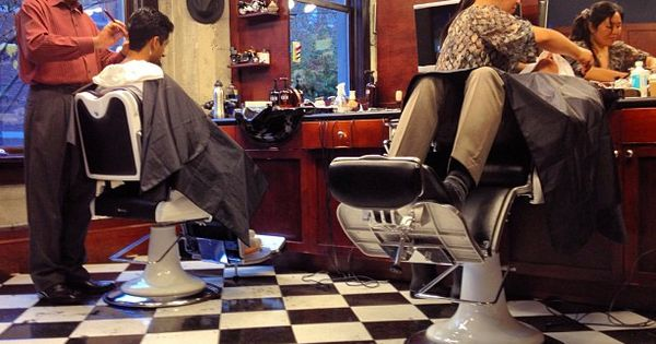 Barber Shop Open On Monday : ... Barbers & Barber Shops Pinterest Haircuts, Mondays