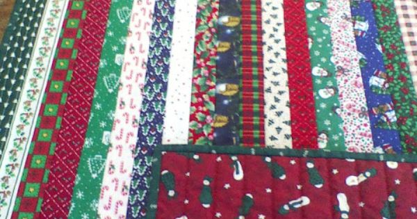 Christmas Winter Placemats Sew And Quilt As You Go