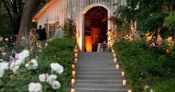 21 Intimate Wedding Ideas Using Candles - wedding reception idea; Todd Events