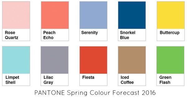 pantone farbe and fr hling on pinterest. Black Bedroom Furniture Sets. Home Design Ideas