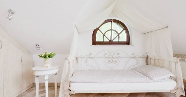 Are You Looking For Some Great Attic Room Ideas Whether It S A Cozy Cosy Bedroom Small Office Or Something Entirely Diffe Crib Canopy Stylish Beds Canopy Bed