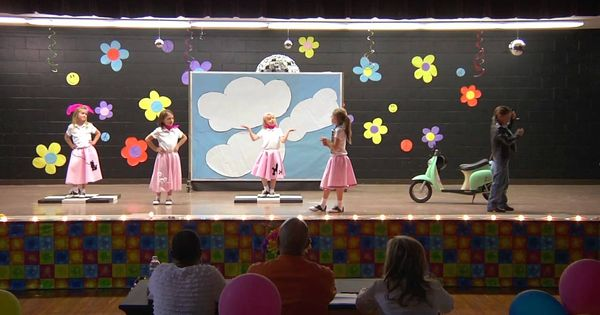 Barrett S Chapel Elementary School 14th Annual Lip Sync