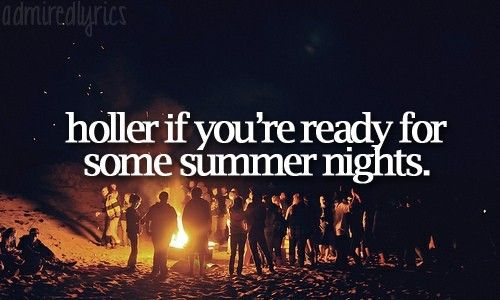 Summer Nights - Rascal Flatts :) | Country summer quotes ...
