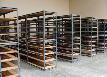 mesh shelving