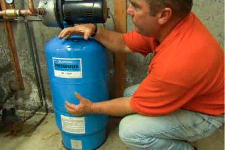 How To Install A Water Pressure Booster Plumbing House Water