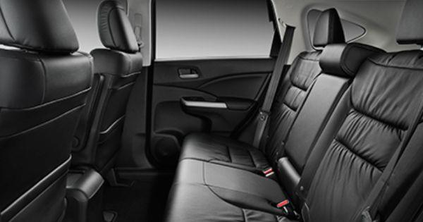2014 Honda Cr V Leather Seating Honda Cr Honda Interior Photo