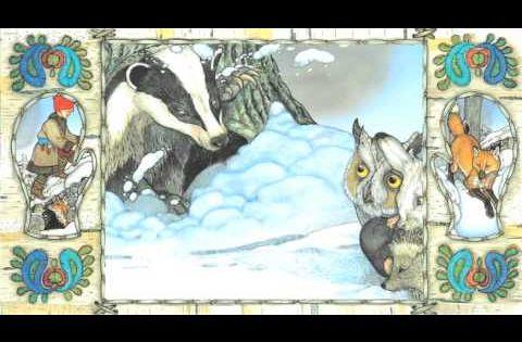 ... Mitten | Children's Book Illustrations | Pinterest | Mittens, Jan