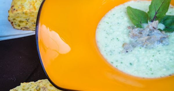 Gazpacho, Crabs and Crab salad on Pinterest