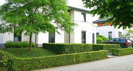 Tuinarchitect tuinontwerp moderne strakke eigentijdse - Eigentijdse tuinarchitectuur ...