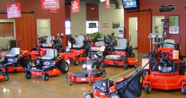 gravely dealer of the week kansas golf and turf inc lenexa ks and park city ks lawn mower repair lawn mower landscaping business lawn mower repair