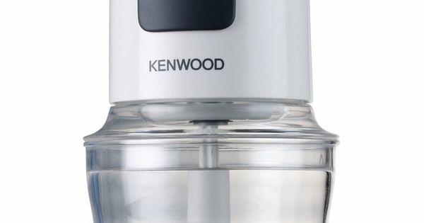 Kenwood CH580 Quadblade Tritatutto con Sistema a 4 Lame, 500 W - philips cucina küchenmaschine
