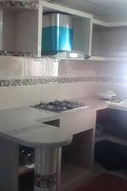 Resultado De Imagen Para Cocinas De Cemento Y Ceramica Cocina De