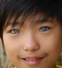 Image Result For Chinese Eyes People With Blue Eyes People With