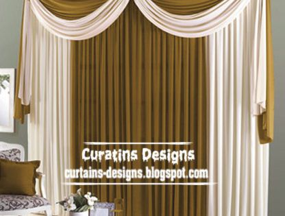 Contemporary Scarf Curtain Model For Living Room Curtains Scarf