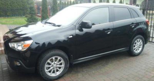 Mitsubishi Asx 1 6 117km Invite Benzyna 4959000748 Oficjalne Archiwum Allegro Mitsubishi Suv Car Car