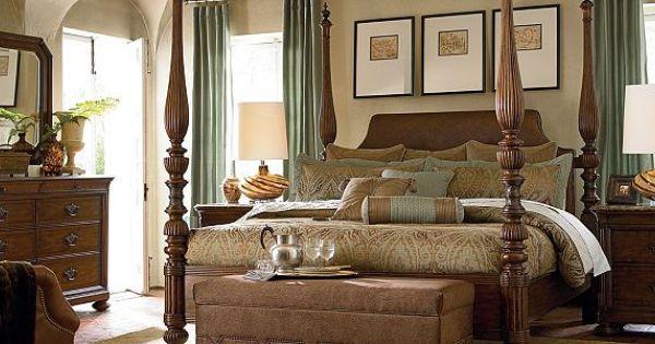 Ernest Hemingway Bedroom Furniture By Thomasville
