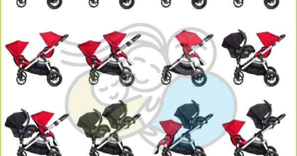 Baby Jogger City Select Stroller Baby Jogger City