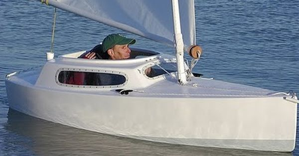 Matt Layden's; Elusion. | Sharpie, Paradox, Zen Boats | Pinterest | Boating, Small boats and Dinghy