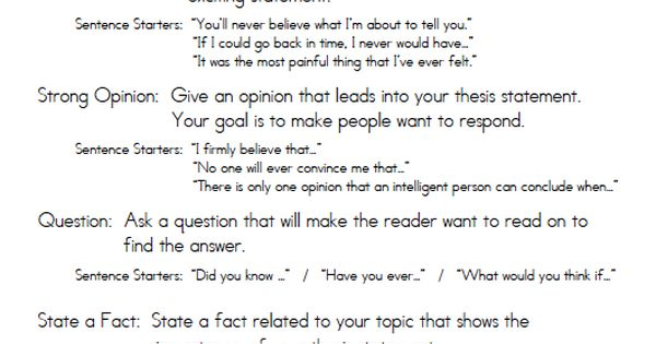 Attention getters for essays quotes about friends