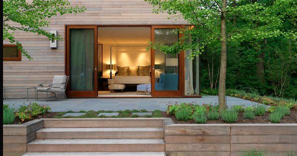 master bedroom open to back yard... | Master/Guest Bedrooms/Closet ...