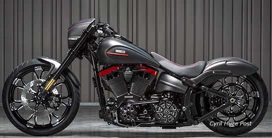 The Ssr Harley Breakout When A 2014 Harley Cvo Is Not Exclusive Enough For You Motorcycle Harley Motorcycle Harley Bikes