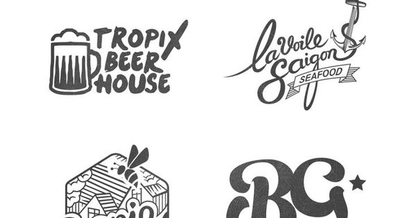 Website: Brand logos Example