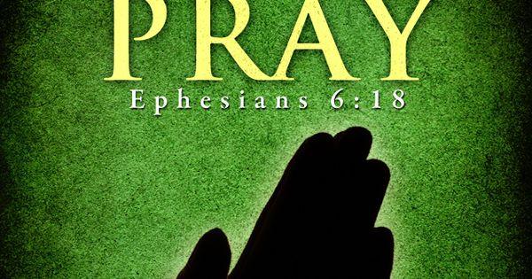 Ephesians 6:18: